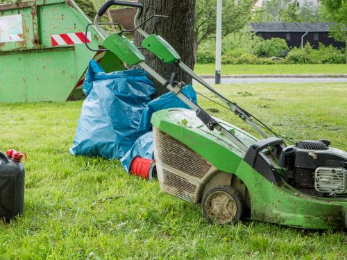 certificazione iso per manutenzione del verde